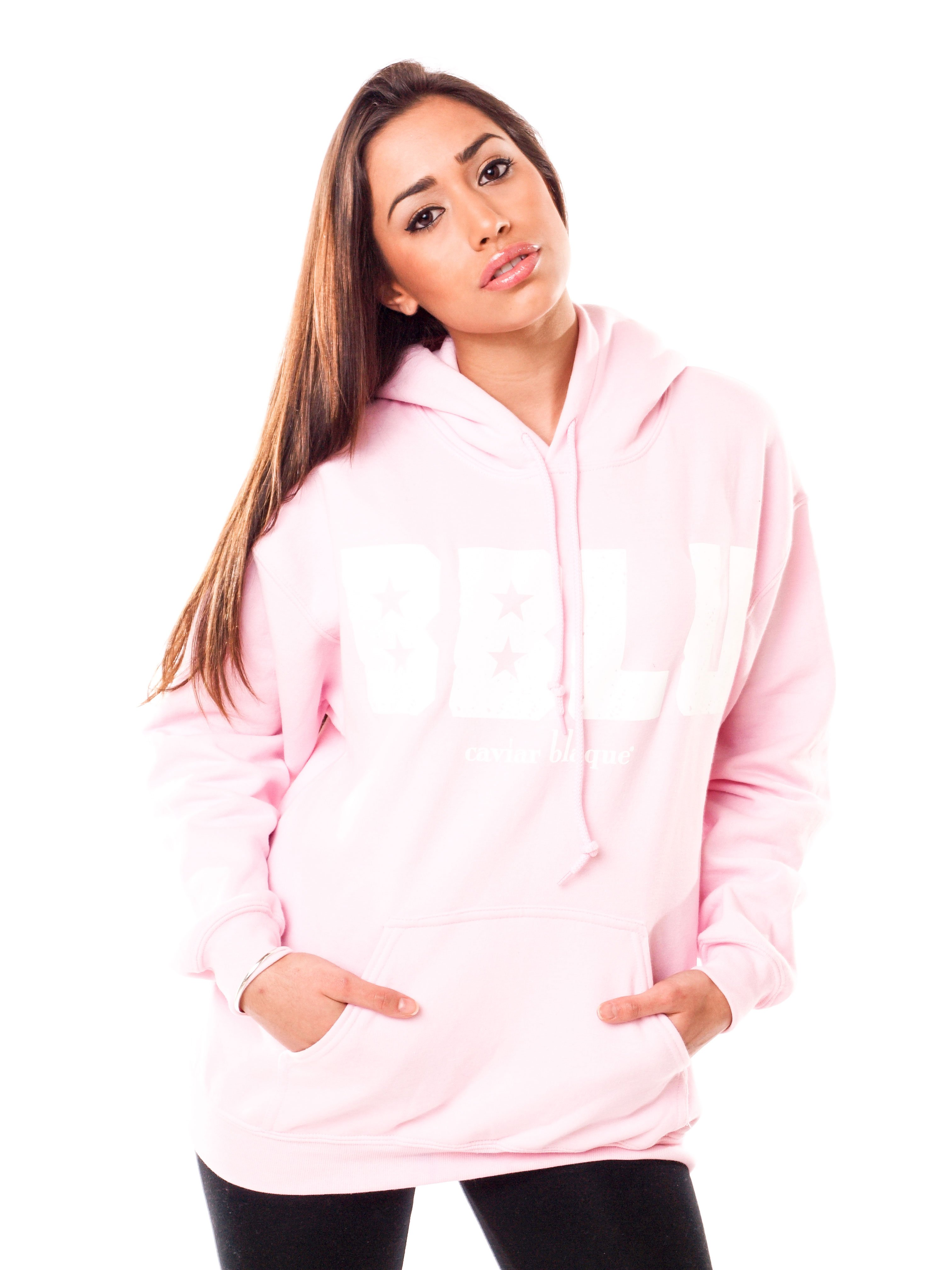 Womens Hooded Sweater